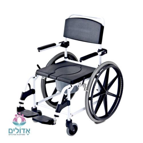 כיסא-רחצה-הנעה-עצמית