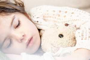 ילד ישן