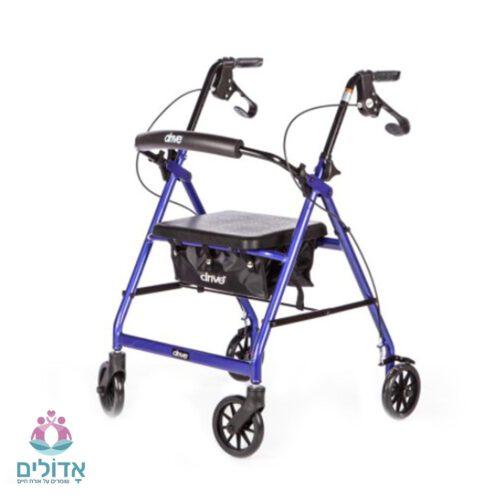 רולטור-4-גלגלים-קל-משקל